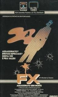 FX - Assassinato Sem Morte - Poster / Capa / Cartaz - Oficial 2