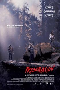 Preservation - Poster / Capa / Cartaz - Oficial 1