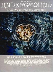 Underground - Mentiras de Guerra - Poster / Capa / Cartaz - Oficial 5