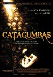 Catacumbas - Poster / Capa / Cartaz - Oficial 3