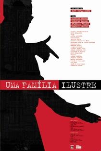Uma família ilustre - Poster / Capa / Cartaz - Oficial 1