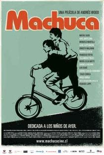 Machuca - Poster / Capa / Cartaz - Oficial 4