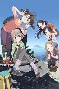 Yama no Susume (2ª Temporada) - Poster / Capa / Cartaz - Oficial 2