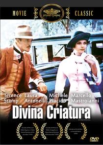 A Divina Criatura - Poster / Capa / Cartaz - Oficial 3