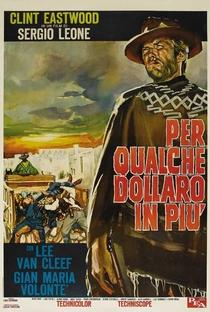 Por uns Dólares a Mais - Poster / Capa / Cartaz - Oficial 1
