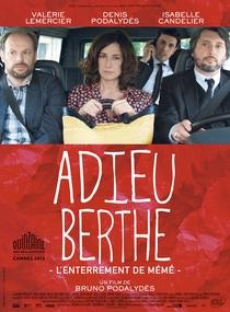 Adeus Berthe: o Enterro da Vovó - Poster / Capa / Cartaz - Oficial 1