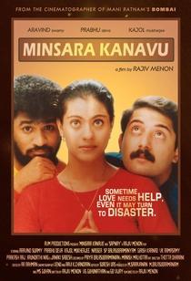 Minsara Kanavu - Poster / Capa / Cartaz - Oficial 1