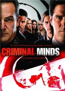 Mentes Criminosas (2ª Temporada) - Poster / Capa / Cartaz - Oficial 1
