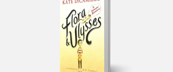 Disney Developing 'Flora and Ulysses' for Streaming Service