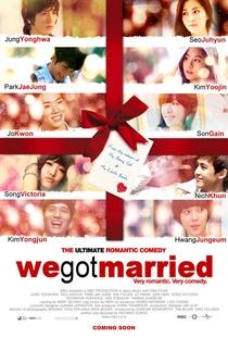 We Got Married - EunWoo - Poster / Capa / Cartaz - Oficial 2