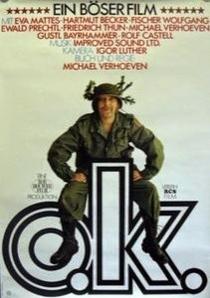 O.K. - Poster / Capa / Cartaz - Oficial 1