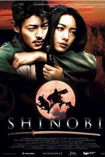 Shinobi: A Batalha - Poster / Capa / Cartaz - Oficial 4