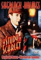 Um Estudo em Vermelho (A Study in Scarlet)