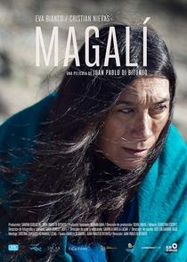 Magalí - Poster / Capa / Cartaz - Oficial 1