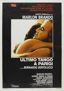 Último Tango em Paris - Poster / Capa / Cartaz - Oficial 10