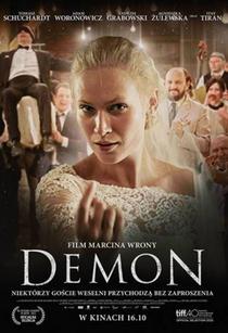 Demon - Poster / Capa / Cartaz - Oficial 2