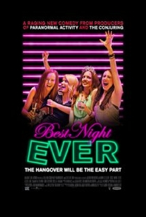 Best Night Ever - Poster / Capa / Cartaz - Oficial 1