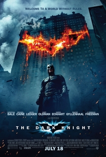Batman: O Cavaleiro das Trevas - Poster / Capa / Cartaz - Oficial 31