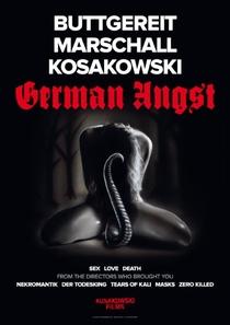 Angústia Alemã - Poster / Capa / Cartaz - Oficial 3