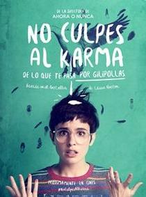 A Culpa Não é do Carma - Poster / Capa / Cartaz - Oficial 1