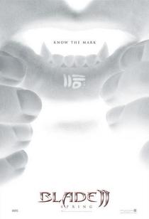 Blade II - O Caçador de Vampiros - Poster / Capa / Cartaz - Oficial 2