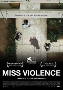 Miss Violência  - Poster / Capa / Cartaz - Oficial 2