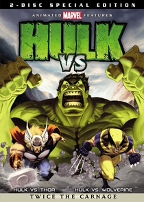 Hulk Vs. - Poster / Capa / Cartaz - Oficial 1