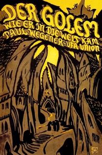 O Golem - Como Veio ao Mundo - Poster / Capa / Cartaz - Oficial 1