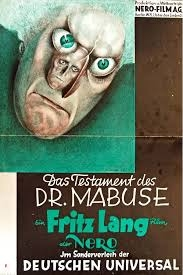 O Testamento do Dr. Mabuse - Poster / Capa / Cartaz - Oficial 8