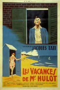 As Férias do Sr. Hulot - Poster / Capa / Cartaz - Oficial 8