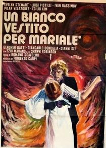 A White Dress for Marialé - Poster / Capa / Cartaz - Oficial 1