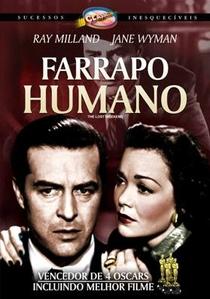 Farrapo Humano - Poster / Capa / Cartaz - Oficial 3
