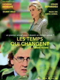 Tempos que mudam - Poster / Capa / Cartaz - Oficial 1