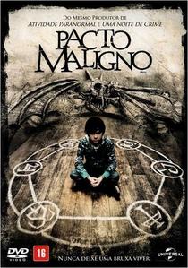 Pacto Maligno - Poster / Capa / Cartaz - Oficial 2