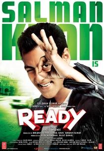 Ready - Poster / Capa / Cartaz - Oficial 3