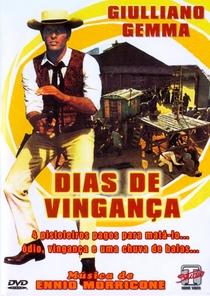 Dias de Vingança - Poster / Capa / Cartaz - Oficial 1
