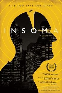 Insoma - Poster / Capa / Cartaz - Oficial 1