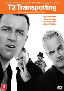 T2: Trainspotting - Poster / Capa / Cartaz - Oficial 9