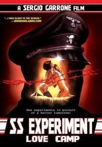 SS Experiment Love Camp - Poster / Capa / Cartaz - Oficial 2
