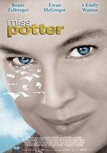 Miss Potter - Poster / Capa / Cartaz - Oficial 8