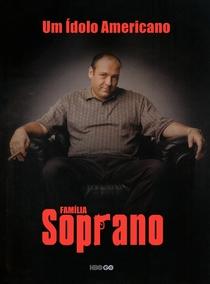 Família Soprano (1ª Temporada) - Poster / Capa / Cartaz - Oficial 4