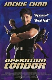 Operação Condor - Um Kickboxer Muito Louco - Poster / Capa / Cartaz - Oficial 4