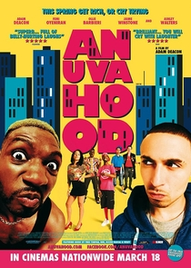 Anuvahood  - Poster / Capa / Cartaz - Oficial 1