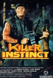 Killer Instinct - Poster / Capa / Cartaz - Oficial 1