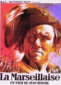 A Marselhesa - Poster / Capa / Cartaz - Oficial 1