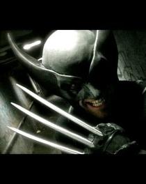 Batman vs. Wolverine - Poster / Capa / Cartaz - Oficial 2
