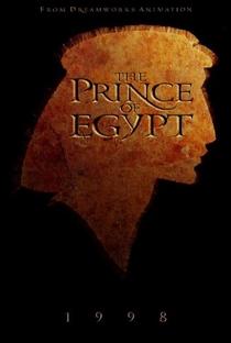 O Príncipe do Egito - Poster / Capa / Cartaz - Oficial 6