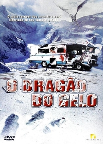 O Dragão do Gelo - Poster / Capa / Cartaz - Oficial 2