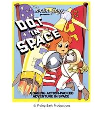 Dot no Espaço - Poster / Capa / Cartaz - Oficial 1