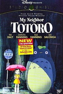 Meu Amigo Totoro - Poster / Capa / Cartaz - Oficial 40
